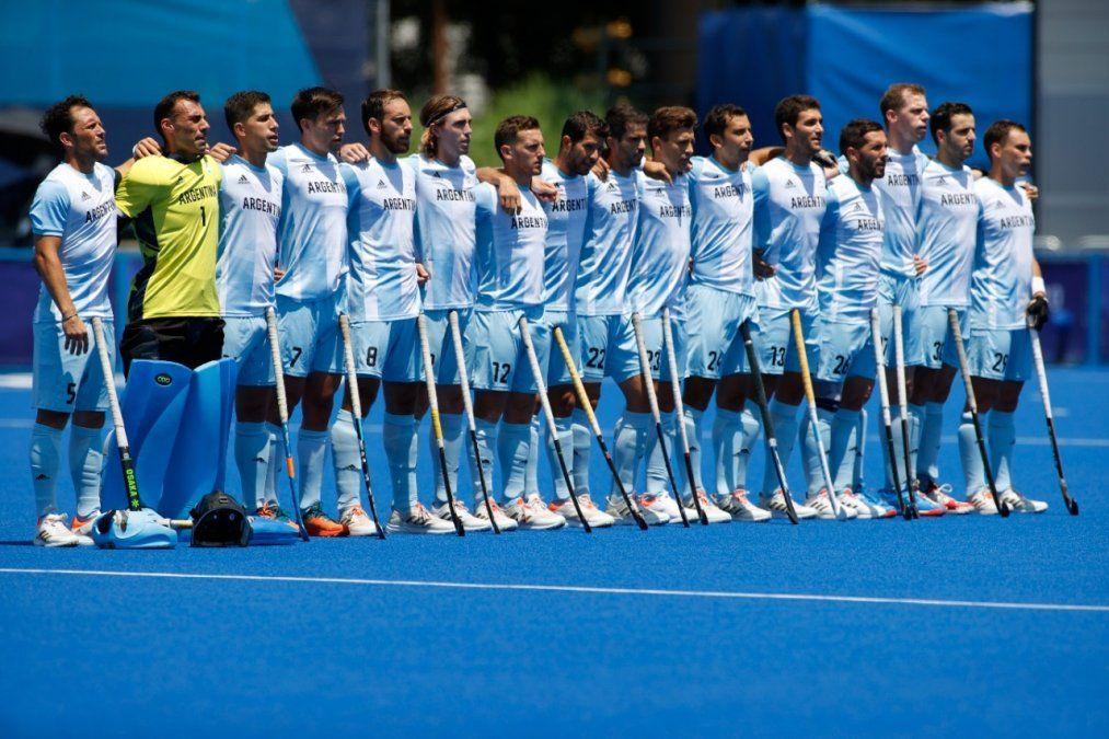 Juegos Olímpicos Tokio 2020: Los Leones sufrieron una dura derrota ante Australia