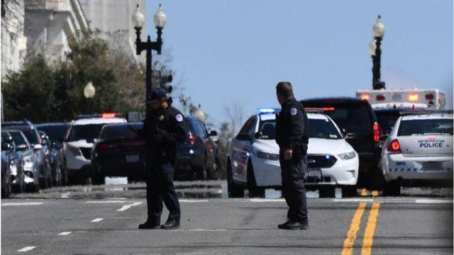 Se descarta que el ataque al Capitolio sea un atentado.