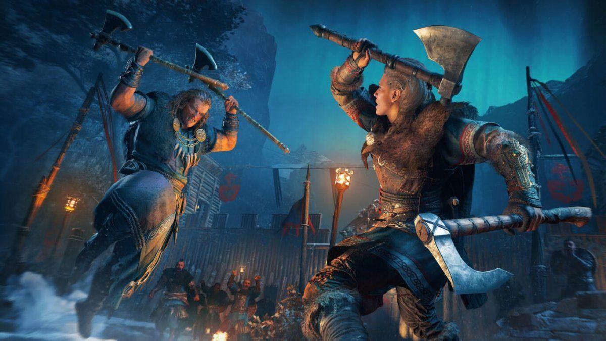 Assassins Creed Valhalla: cómo es la nueva actualización del juego.