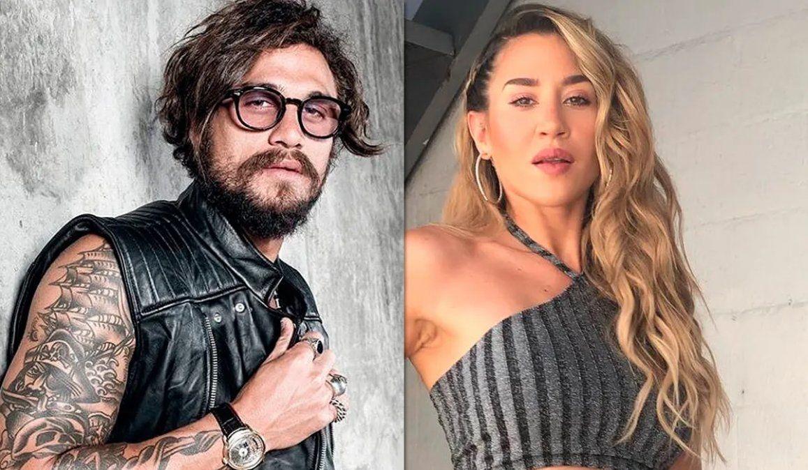 Jimena Barón ya fue: el mensaje de Daniel Osvaldo a Julieta Ortega