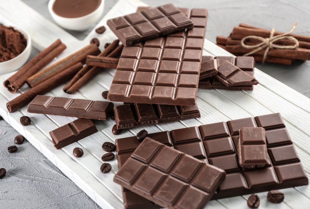 El chocolate tiene varios beneficios para la salud