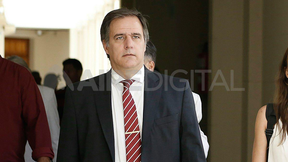 Carlos Arietti, el fiscal regional, prohibió que Sain tuviera acceso a los casos que se investigan en la Circunscripción de Santa Fe.
