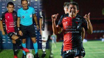 El Pulga Rodríguez contó por qué le tiraba caños a los árbitros
