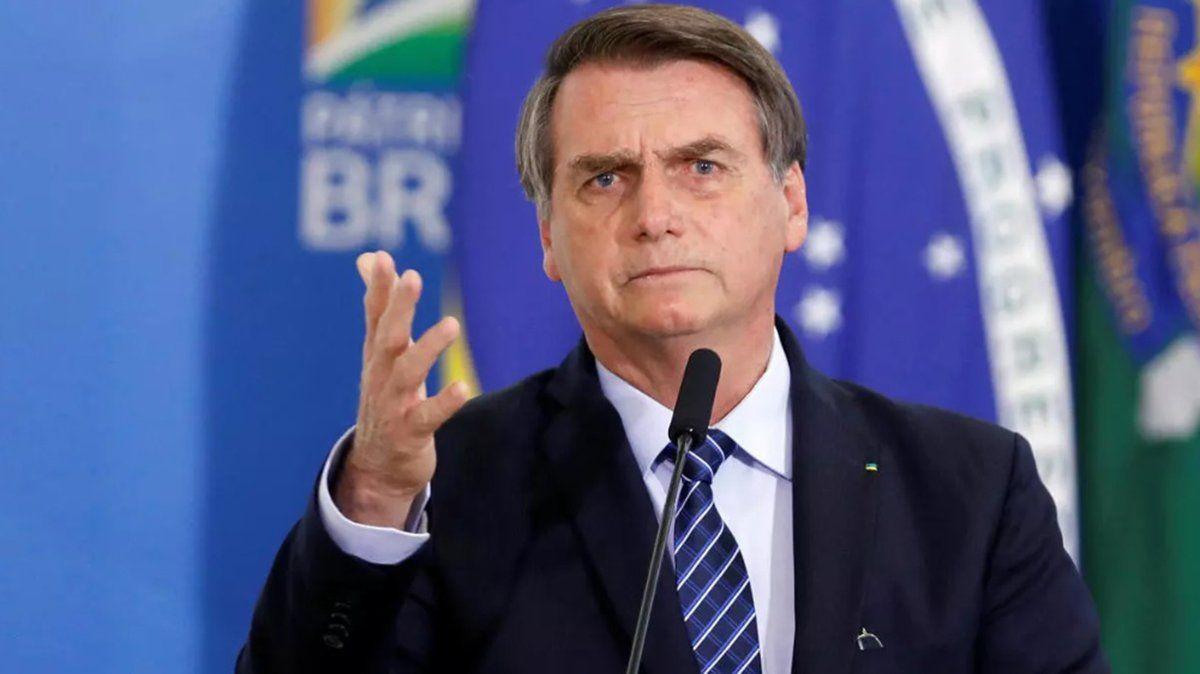 Bolsonaro pretende sustituir a Valeixo por una persona de su entorno cercano.