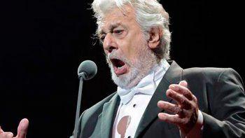 Placido Domingo cantó en Madrid tras las denuncias de abuso