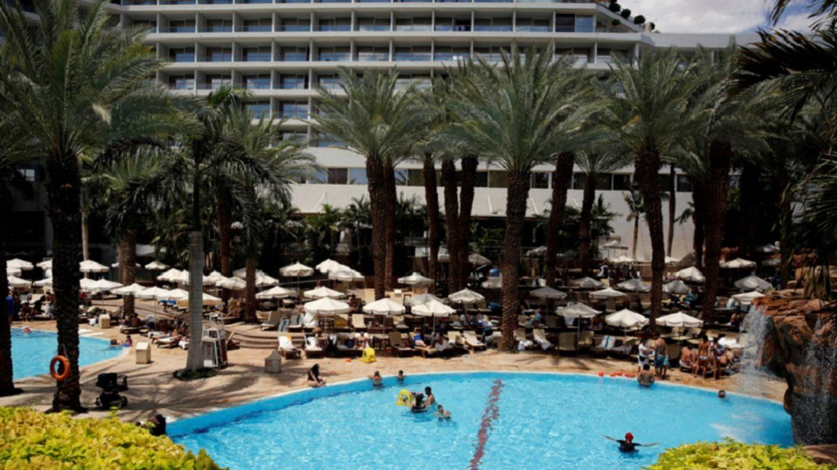 Un hotel en Eilat