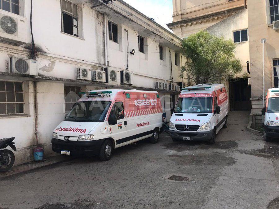 Los trabajadores del 107 se movilizarán el jueves 22 de julio desde el Ministerio de Salud hasta la Casa de Gobierno.
