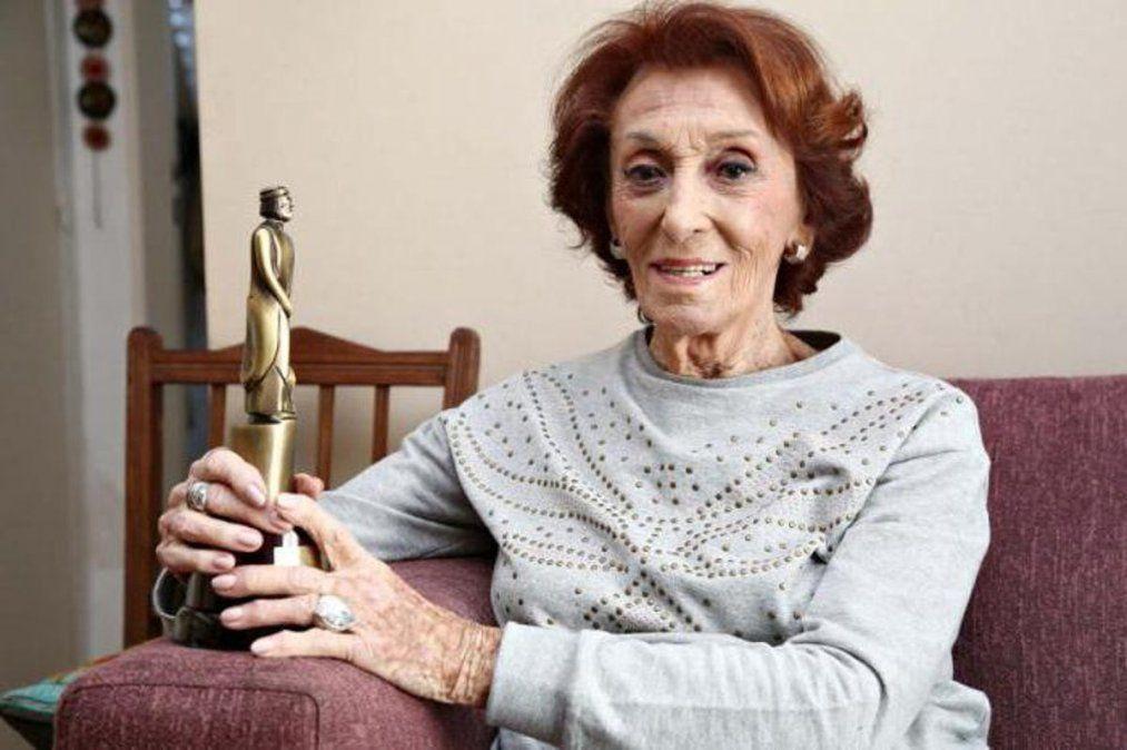 Luis Ventura contó que Hilda Bernard tuvo coronavirus y se curó