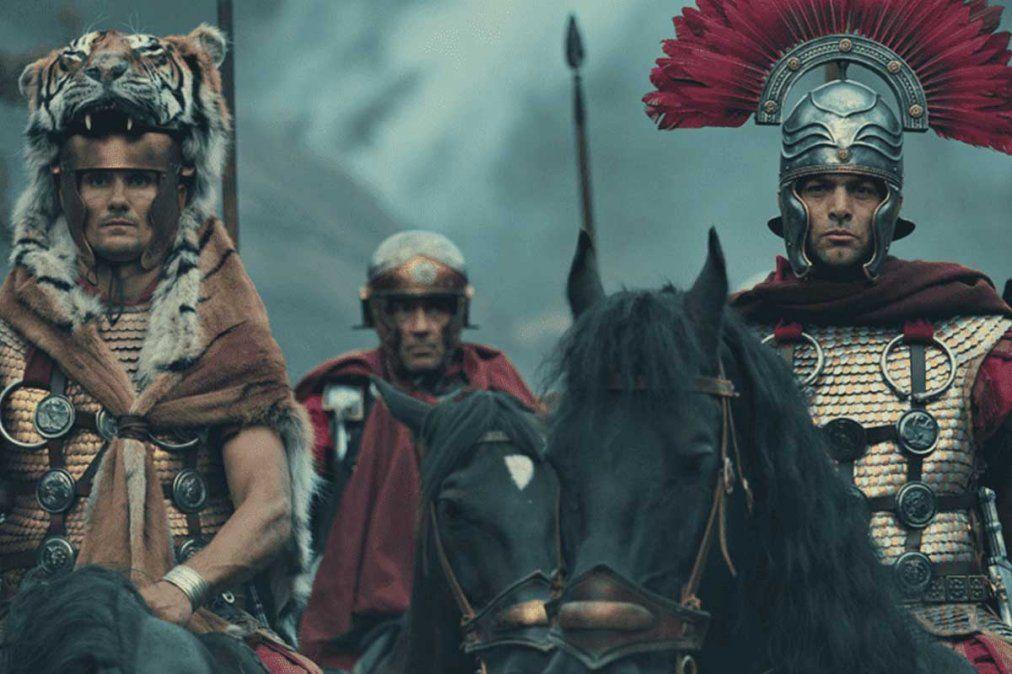 Bárbaros fue una de las series de Netflix más vistas del fin de semana