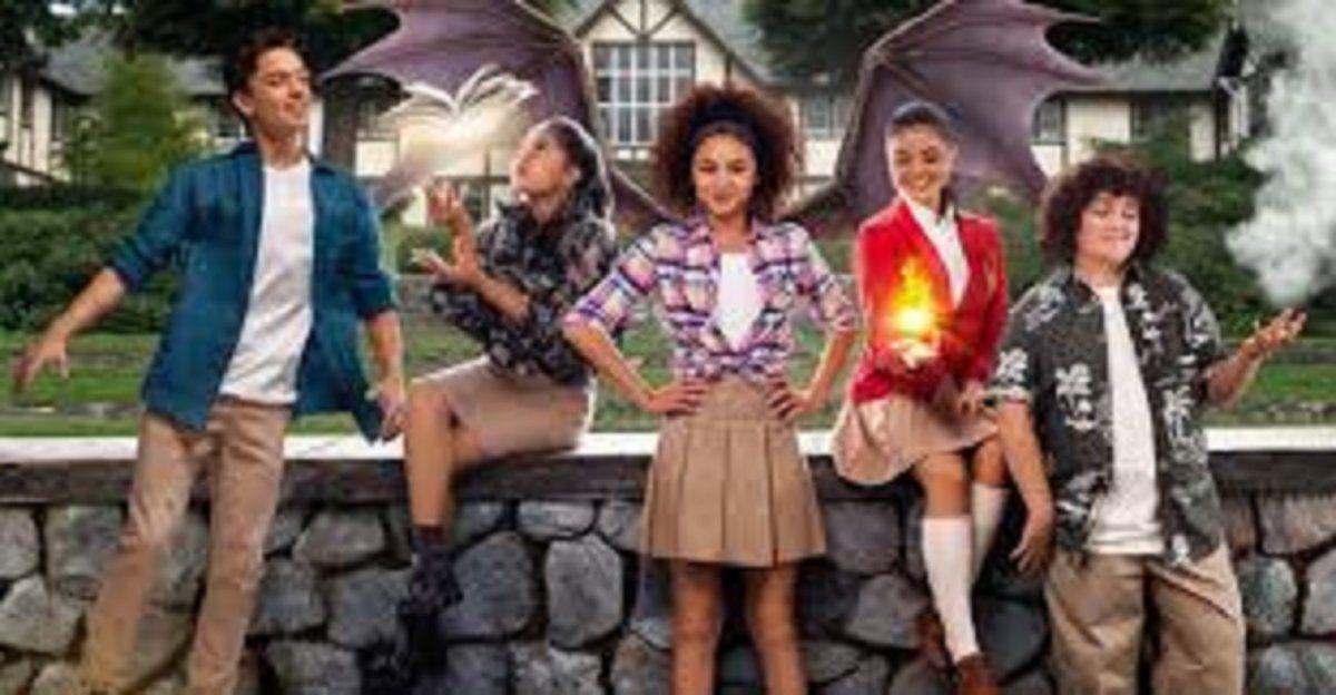 Disney Channel tiene una nueva película:Magia al revés.