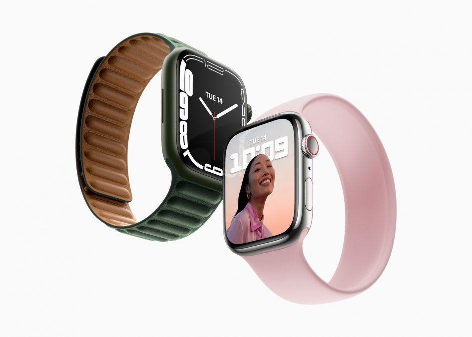 Apple presentó una nueva generación de su reloj inteligente.