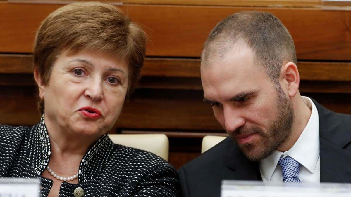La Argentina afrontará este miércoles el primer pago de capital del préstamo del FMI.