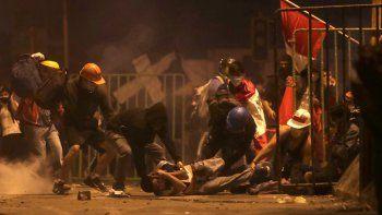 La ONU denuncia violaciones a los derechos humanos en las protestas en Perú