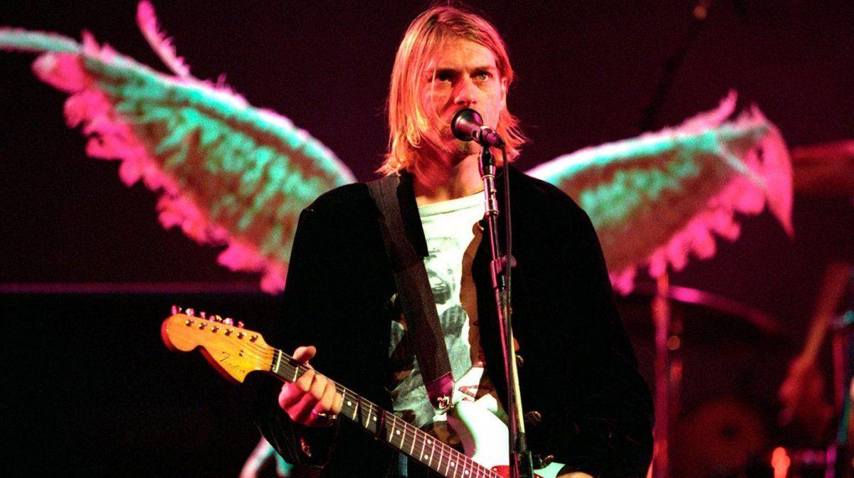 24 años sin Kurt Cobain: su mundo en canciones