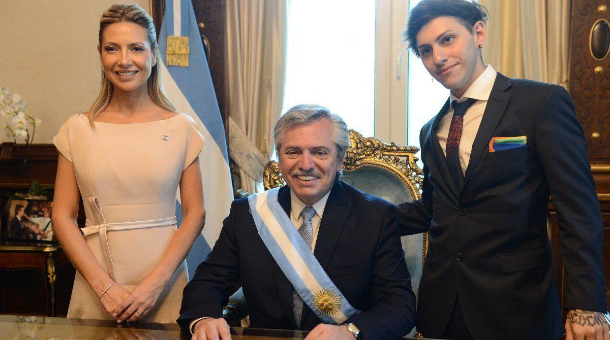 Estanislao Fernández sacará su DNI no binario: No me considero hombre