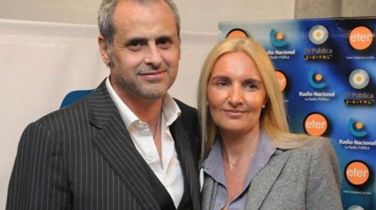 Jorge Rial y Silvia DAuro se separaron en 2011