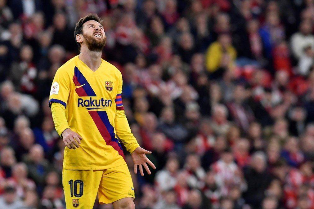 Dura derrota y crisis profunda: Barcelona perdió y quedó eliminado de la Copa del Rey