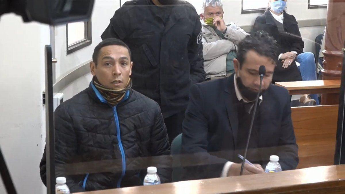 Juan Valdez es juzgado por el femicidio de Rosalía en Fortín Olmos