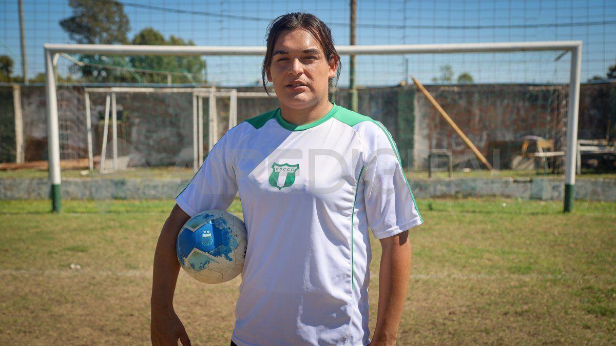 La historia de Narela Gómez, la primera jugadora trans en jugar en la Liga Santafesina