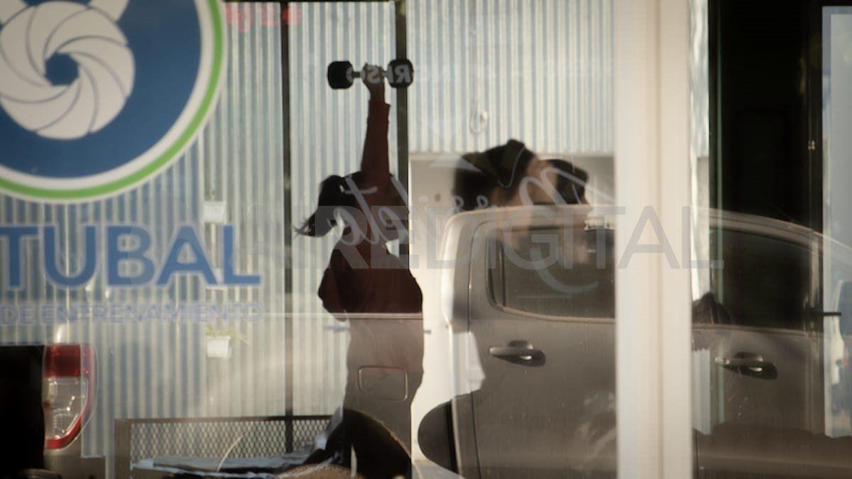 El gobierno de la provincia informó que sólo bajo modalidad entrenamiento