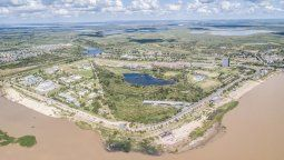 El director de Obras y Servicios Públicos de la UNL aclaró que hace 20 años que la universidad planifica usar el terreno, y que está por fuera de la reserva.