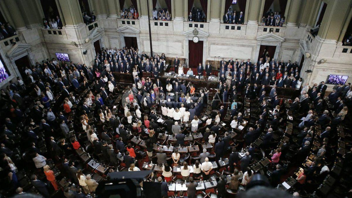 Deuda, lucha contra el hambre y fuertes críticas a la Justicia en el discurso de Fernández