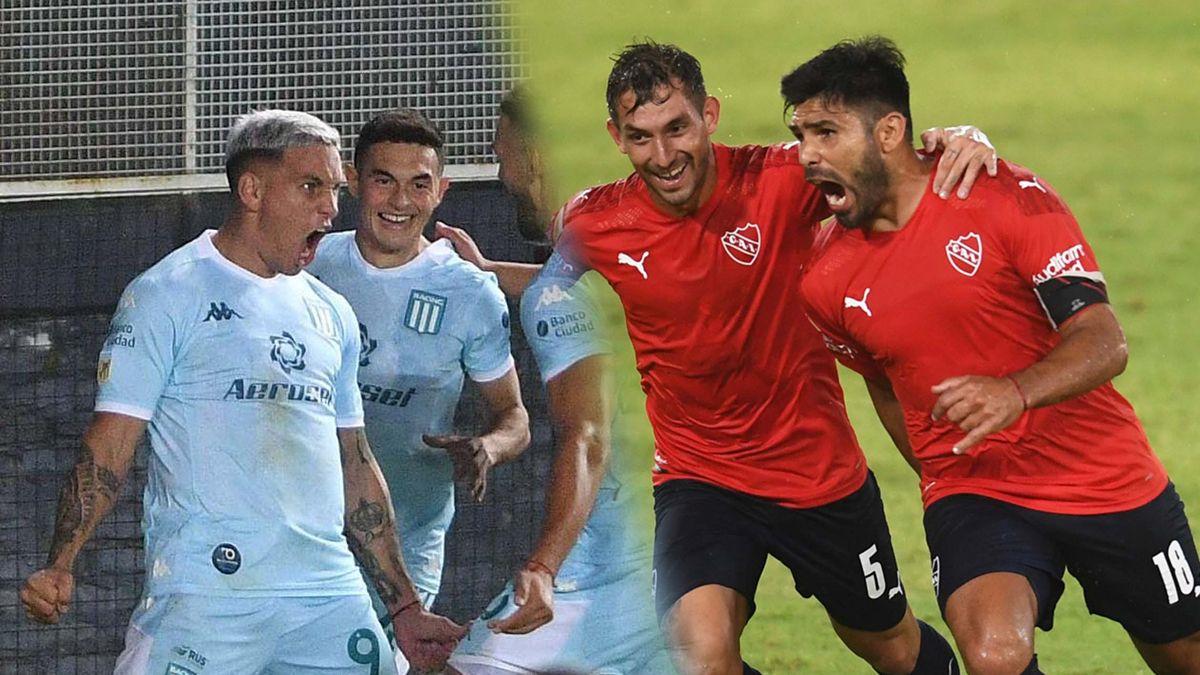 Independiente visita a Racing por la novena fecha de la Copa de la Liga y habrá gran presencia policial y seguridad privada para asegurar el cumplimiento de los protocolos.