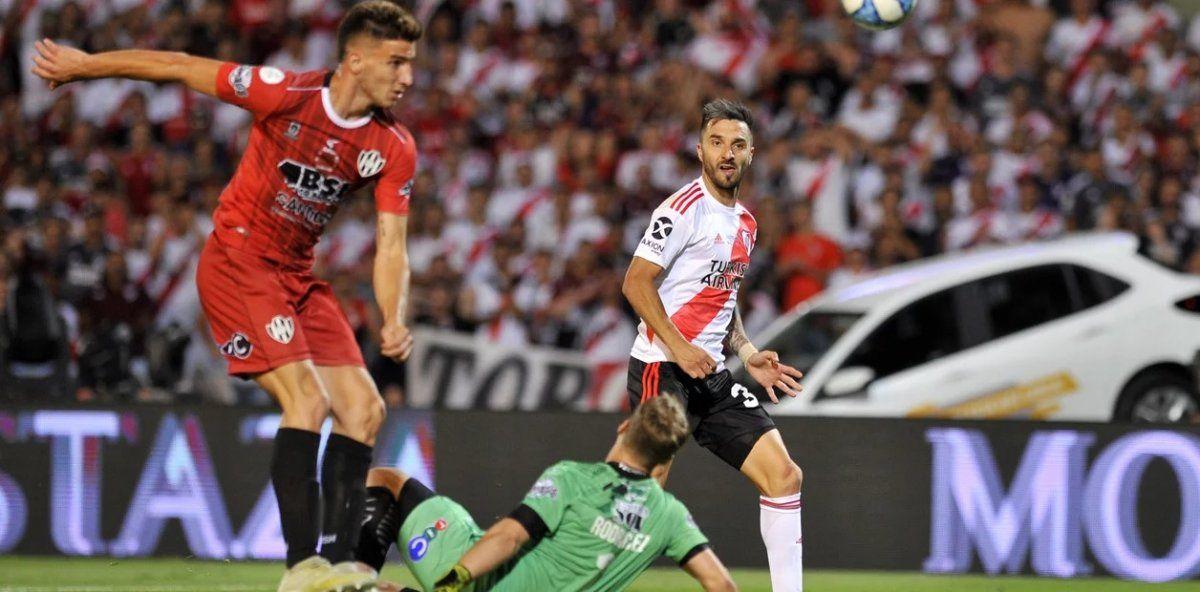 River goleó a Central Córdoba y otra vez es campeón de la Copa Argentina