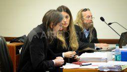 Los imputados son representados por los abogados del Servicio Público, Sebastían Moleón y Magalí Mazza (por Mario Valberdi) y Guillermo Broggi (por Pasquier).