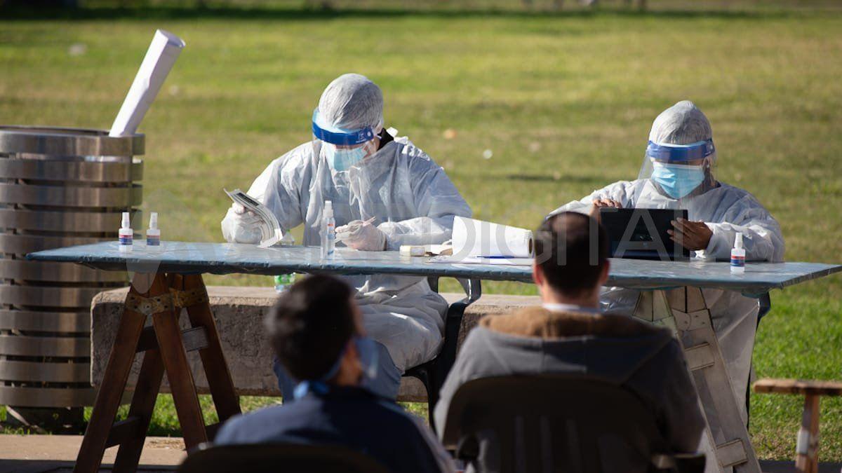 La Provincia confirmó 89 nuevos casos de covid en Santa Fe.