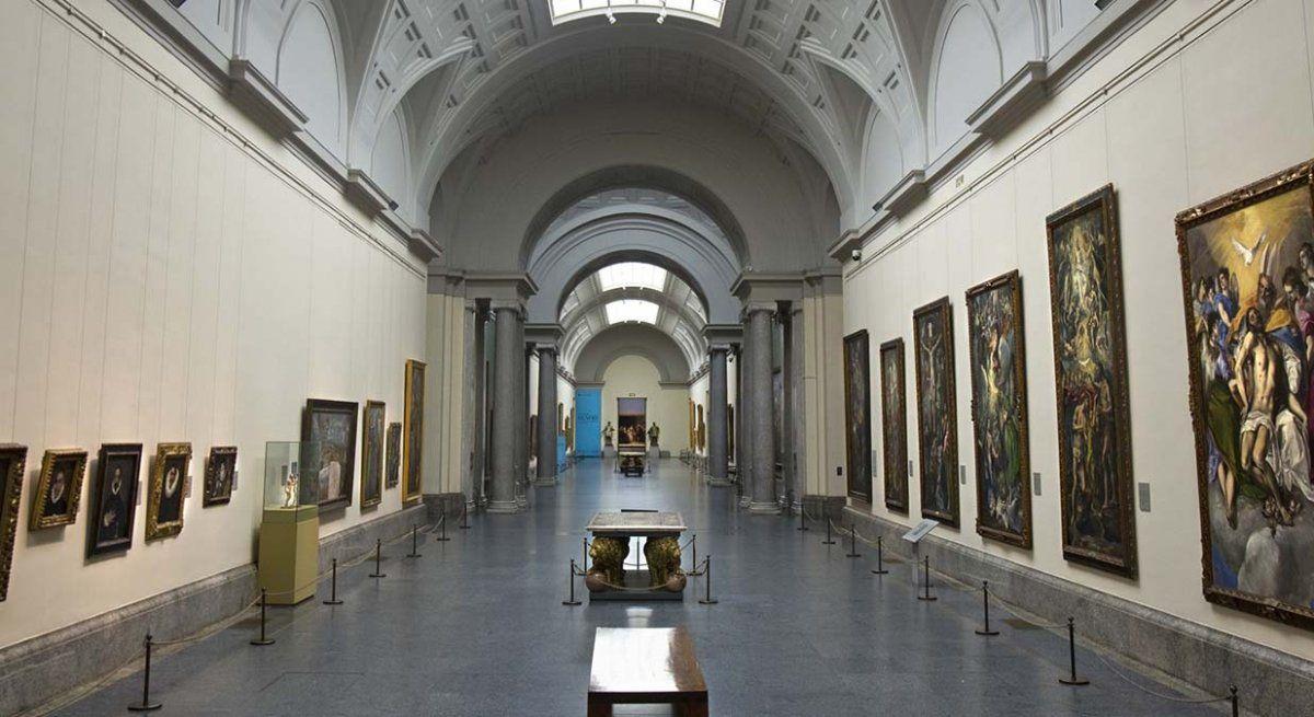 El Prado retiró obra atribuida a una mujer luego de confirmar que fue pintada por un varón