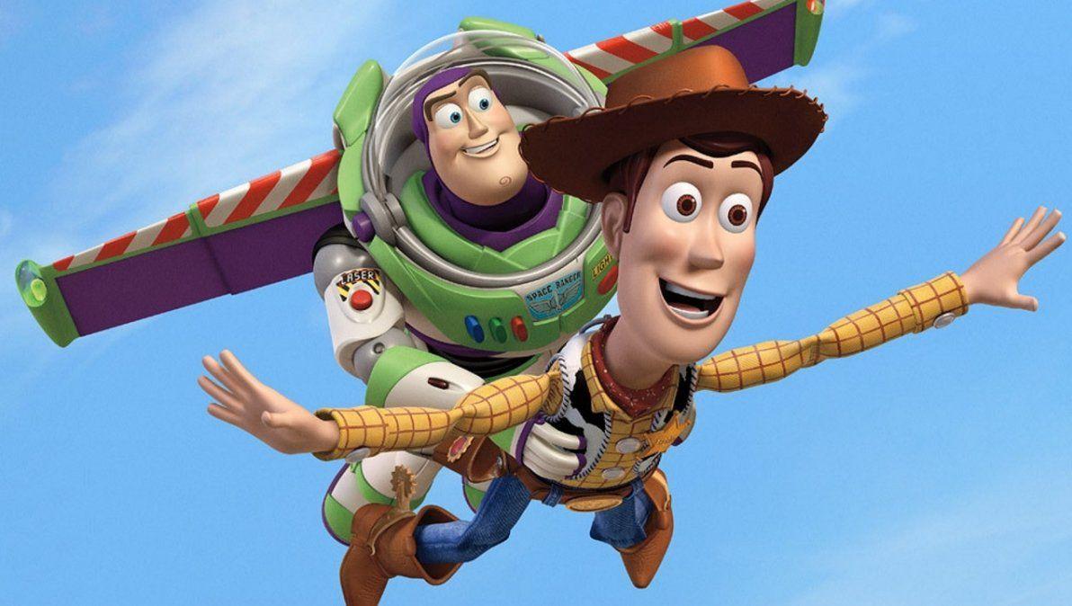 Toy Story cumple 25 años.