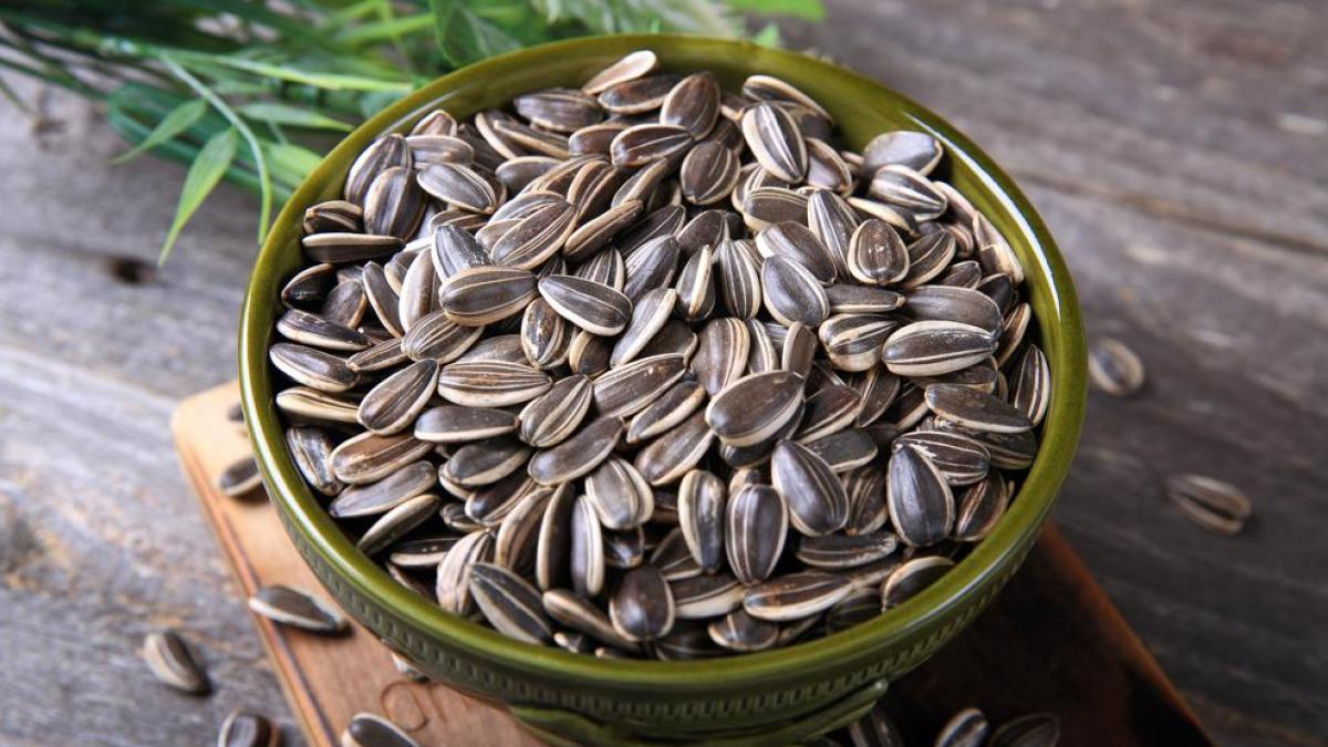 Las semillas de girasol son un verdadero tesoro nutricional
