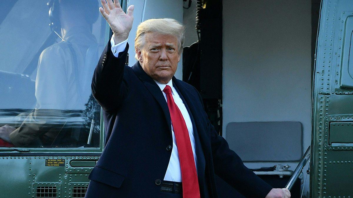 Donald Trump podrá enfrentar el segundo juicio político.