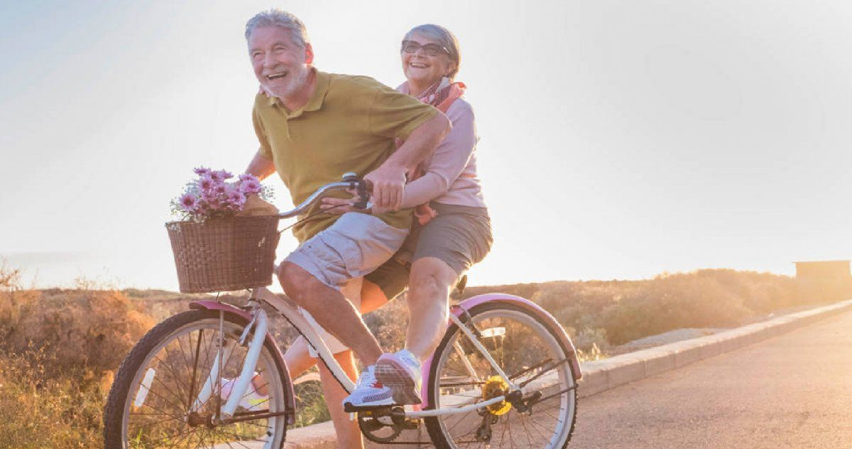 En la tercera edad no debería haber motivos para dejar de hacer ejercicios de manera habitual