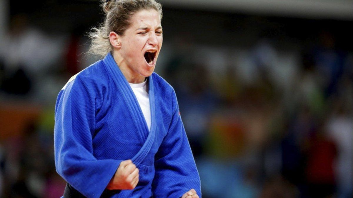 Paula Pareto se prepara para defender su título en los Juegos Olímpicos.