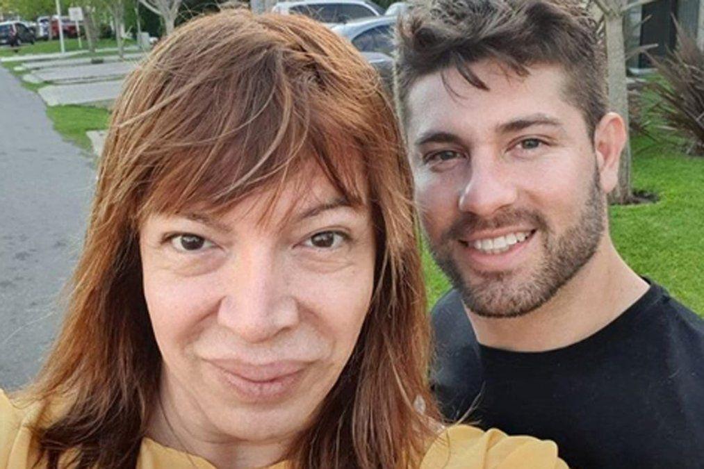 El desopilante mensaje de Lizy Tagliani a su novio: Disfrutá esa almeja