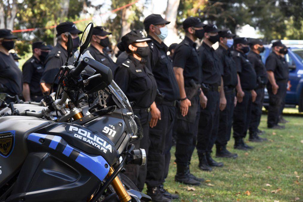 Se inscribieron 1621 cadetes para formarse como policías. Se dividirán en las sedes de Recreo