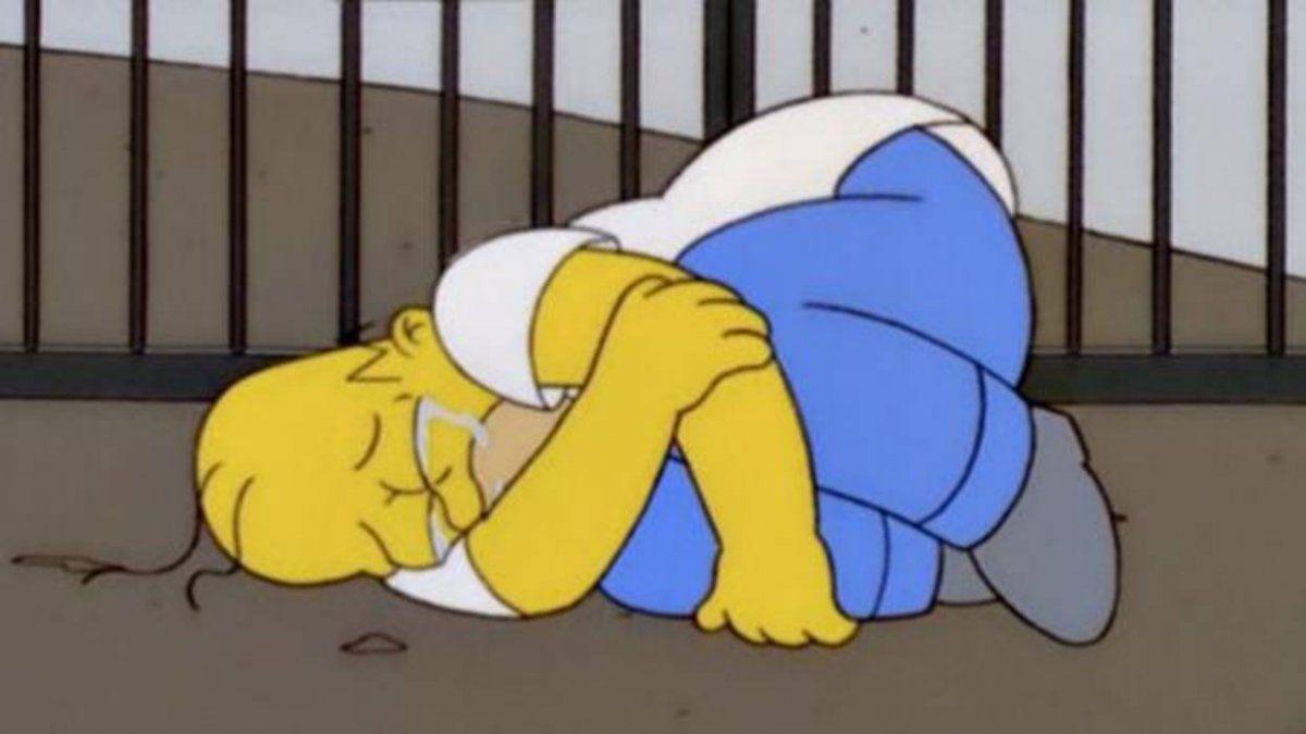 Shock mundial: se terminarían Los Simpson para siempre