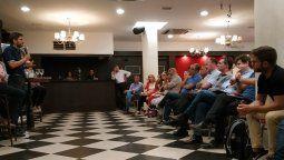 Convocados por el presidente del Comité Provincial de laUCR,Carlos Fascendini, los radicales y socialistas se reunieron este martes para evaluar las políticas provinciales del actual gobernador,Omar Perotti.