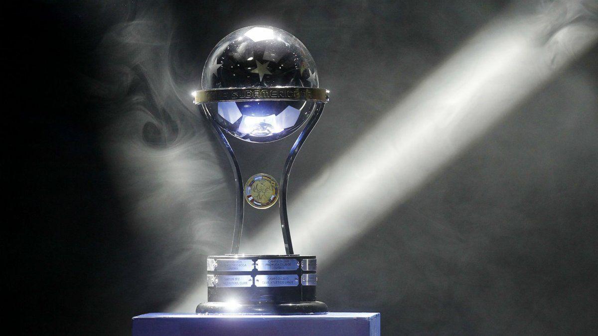 Este viernes se sortearon los cruces de la segunda fase de la Copa Sudamericana.