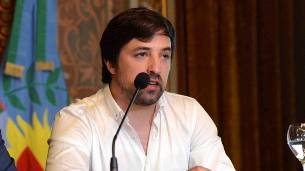El viceministro deSaludbonaerense
