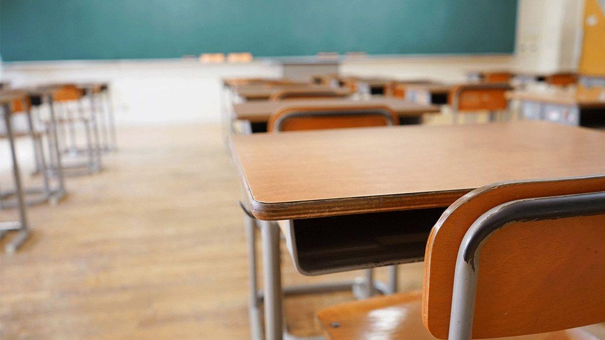 Los docentes volvieron a las aulas este lunes en Santiago del Estero. Desde el 18 de agosto volverán progresivamente los alumnos.