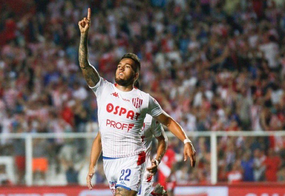 Franco Troyansky tiene dos años más de contrato con Unión.
