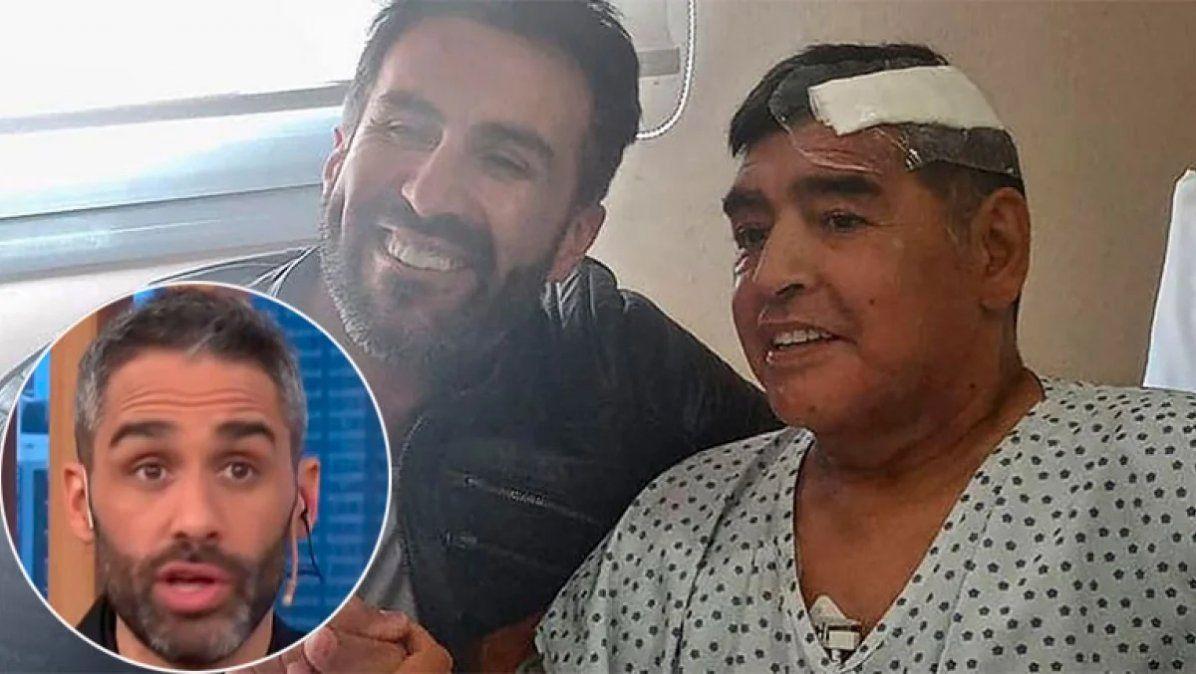 Fuerte repudio al Pollo Álvarez por sus polémicos dichos contra los hijos de Maradona