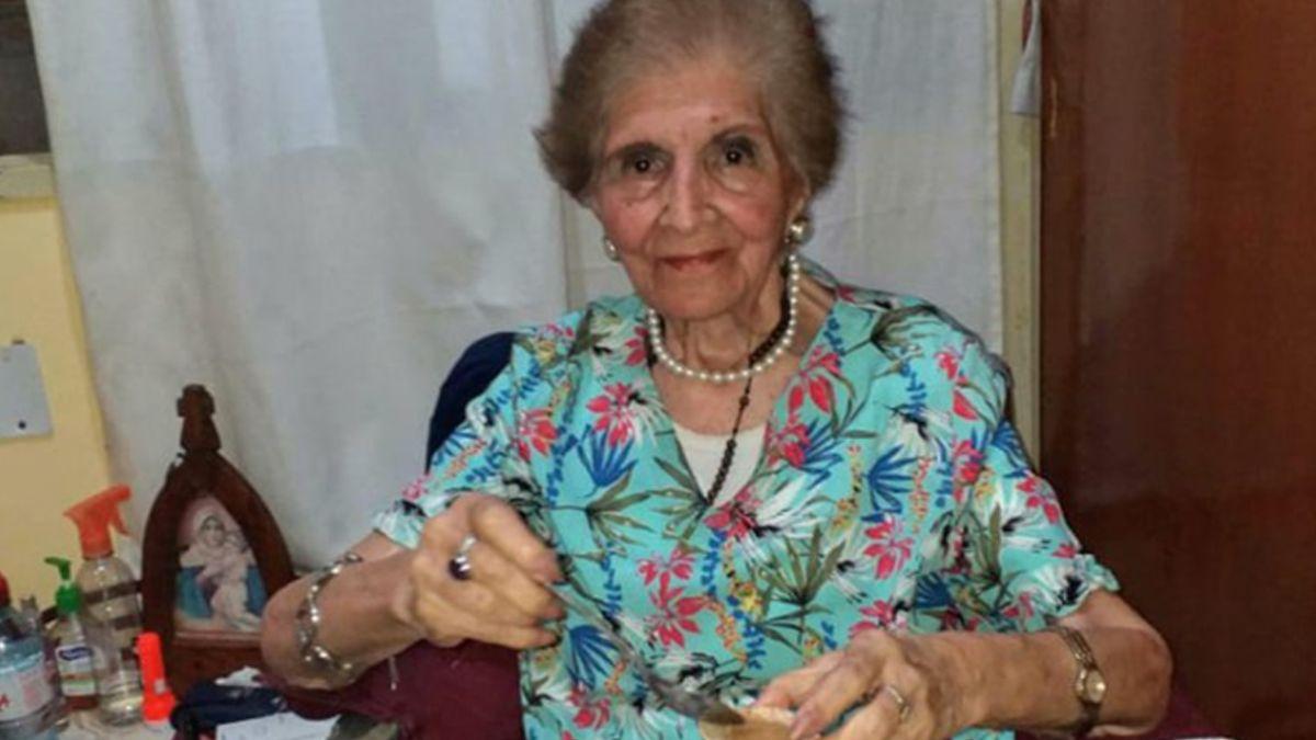 Tiene 101 años