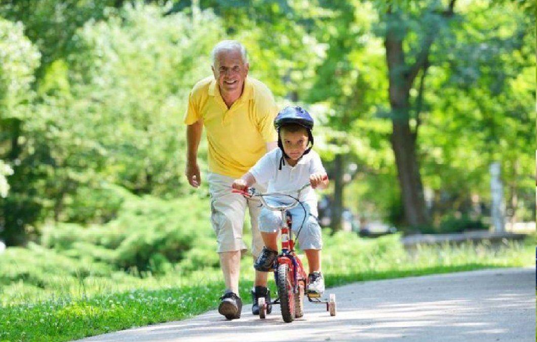 Beneficios del ejercicio en la tercera edad
