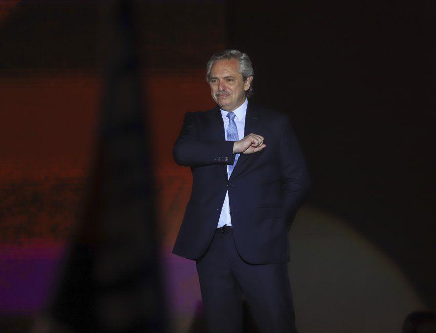El presidente Alberto Fernández encabezará el acto del 17 de octubre