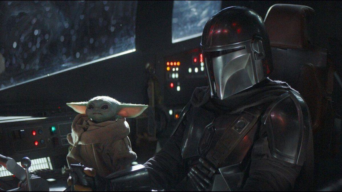 Mando y Baby Yoda se preparan para la nueva temporada con un espectacular avance