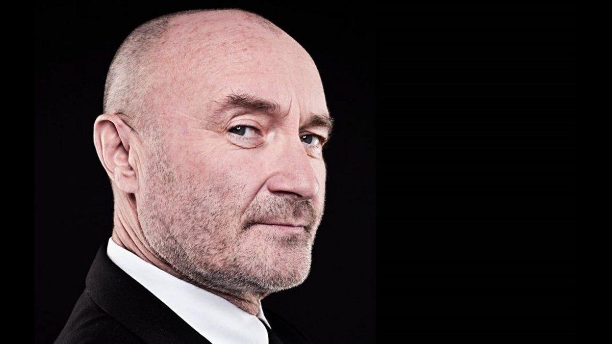 Phil Collins y se ex esposa Orianne. Dos veces intentaron el matrimonio